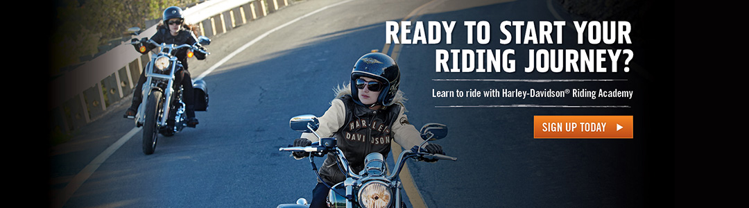 Enroll in Riding Academy today.